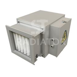 Компактные приточные установки КПУ MCU-EC